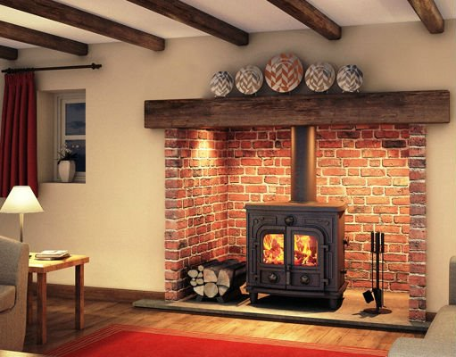 We Supply & Fit Quality Stoves in Leeds